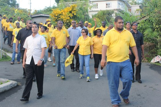 Kevan Gibbs: The man behind Great Fete weekend and now the TOP THA Elections.