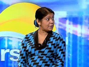 Dr Indira Rampersad whose go to analysis these days for PP incompetence is race!